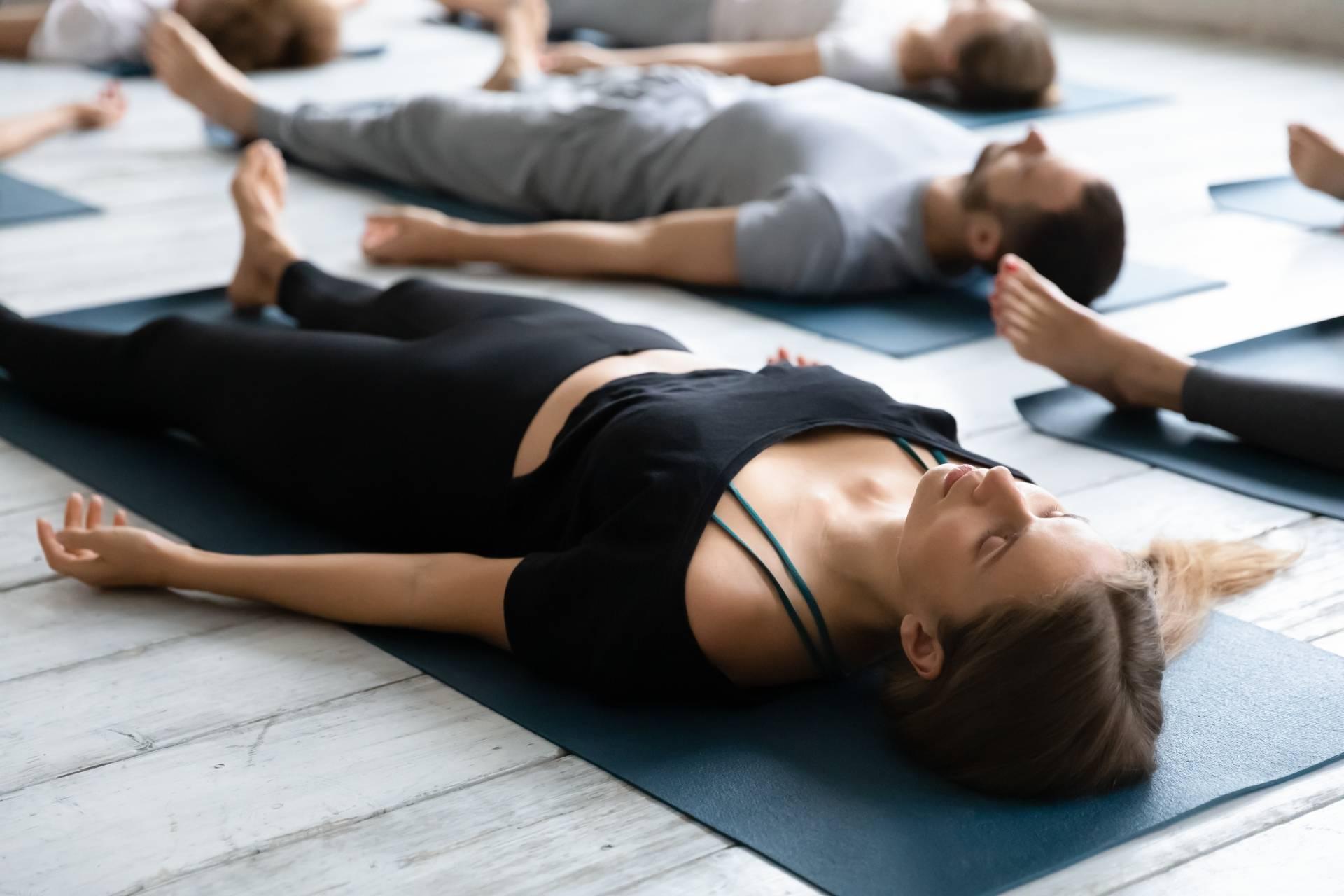 Prawidłowy oddech - jak oddychać prawidłowo? Zajęcia jogi.