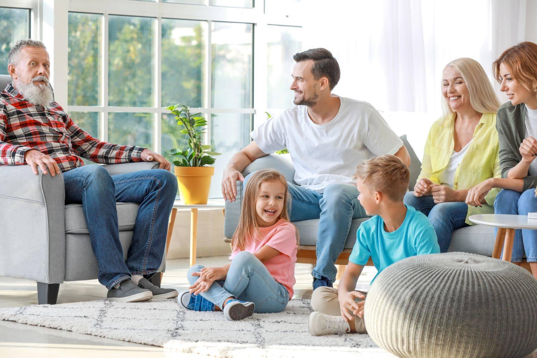 Wychowywanie dzieci - jak się porozumieć z dziadkami?