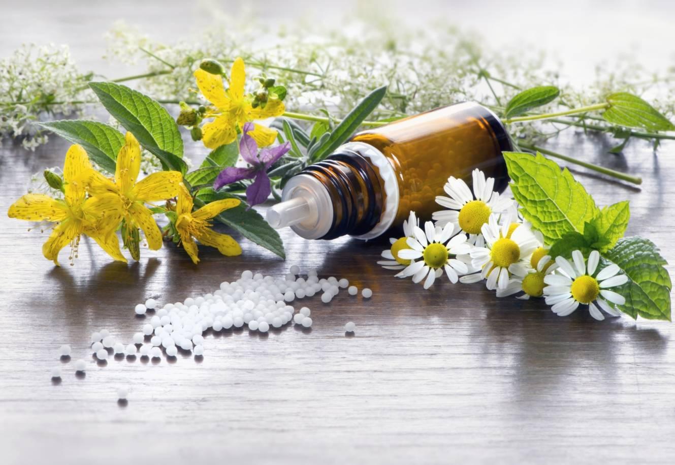 Leki homeopatyczne na wątrobę.