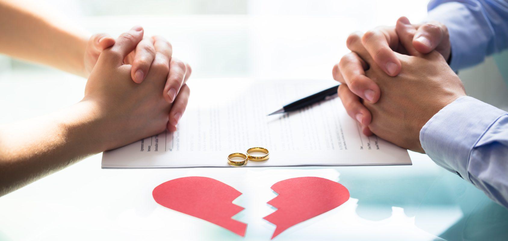 Rozwód rodziców - jak powiedzieć dziecku o rozwodzie?
