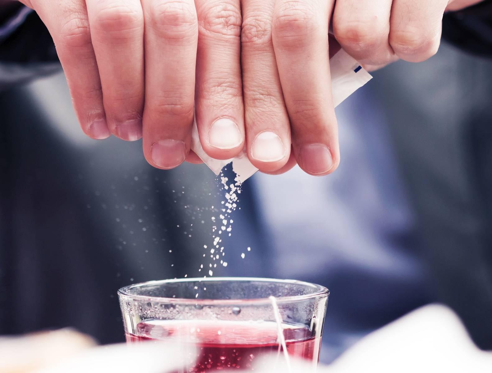 Słodziki niszczą dobre bakterie w jelitach.