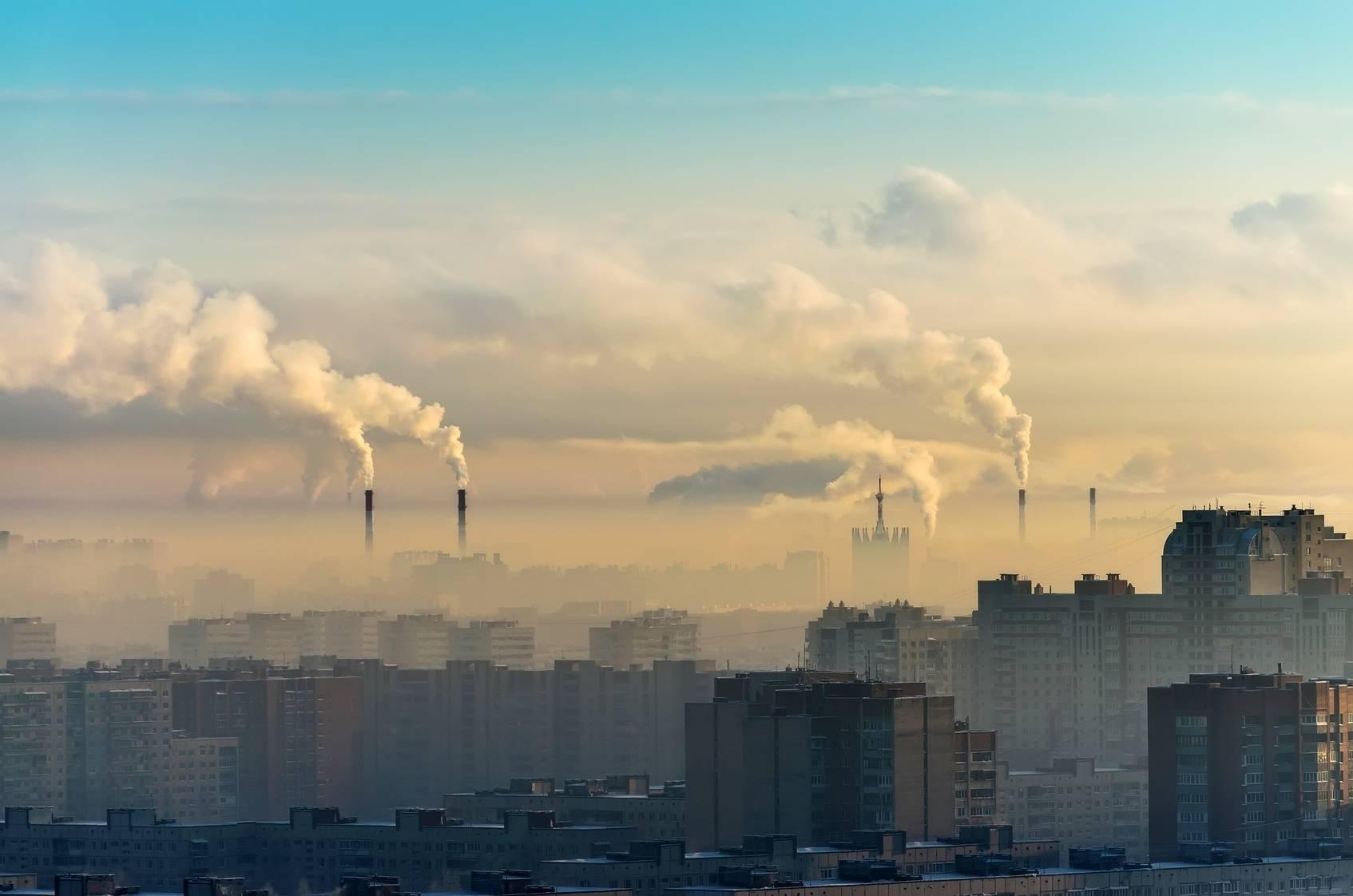 Smog - jak się przed nim uchronić?