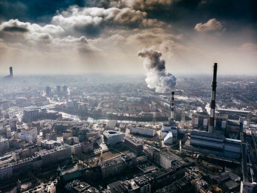 Powietrze, które truje. Smog w Polsce - Wrocław. Jak walczyć ze smogiem?
