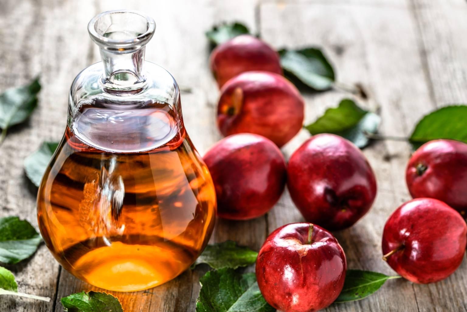 Ocet jabłkowy - jak zrobić go w domu?