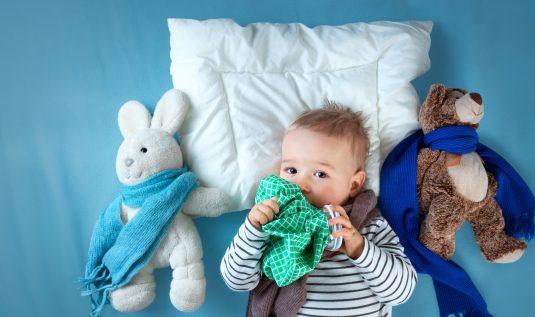 Naturalne sposoby na katar u dziecka.