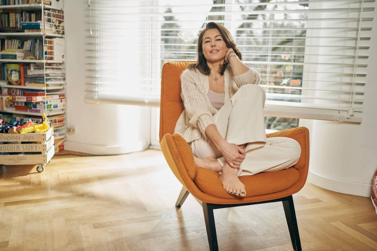 Beata Sadowska, dziennikarka i założycielka platformy Mentalist, o sposobach na stres.
