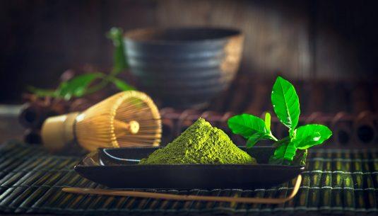 Jak przygotować herbatę matcha?