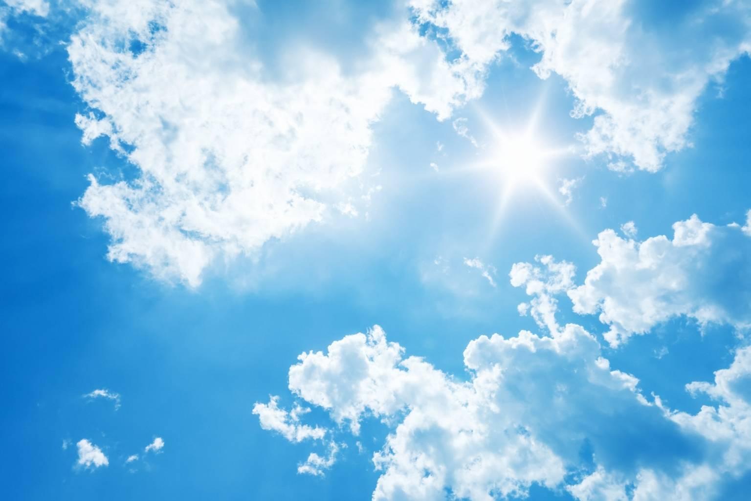 Niebieskie niebo - czy sztuczne światło nam szkodzi?