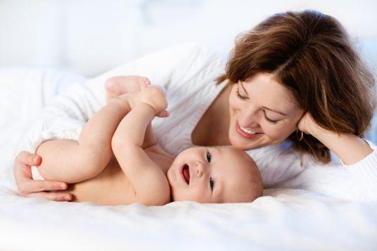 Homeopatyczna apteczka dla niemowląt.