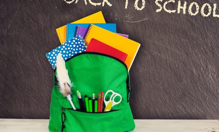 Ciężki szkolny plecak - czy powoduje bóle kręgosłupa u dzieci?