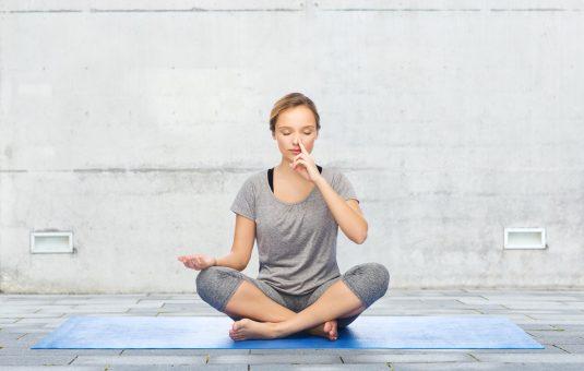 sztuka oddechu w praktyce jogi