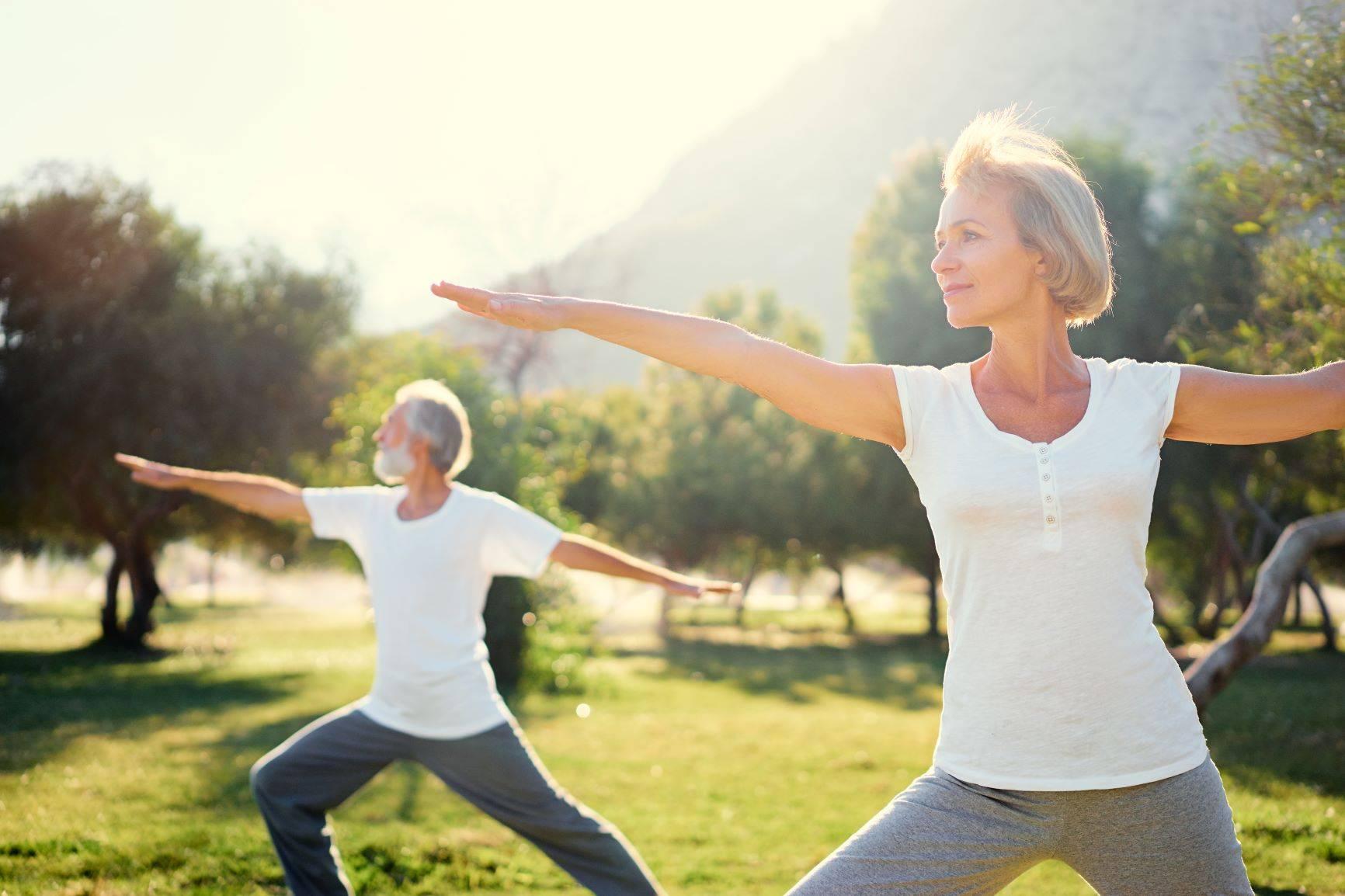 Ruch poprawia pamięć i walczy z demencją.