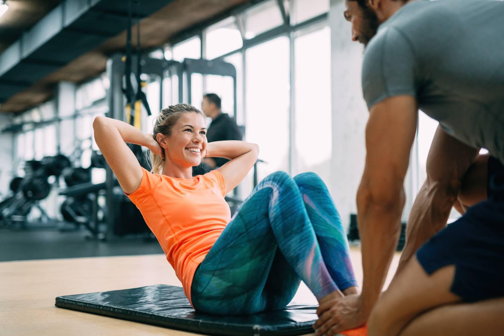 spotyka się z trenerem siłowni jednolite randki uk