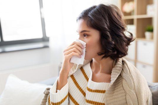 Jak rozpoznać czy to uczulenie czy przeziębienie?