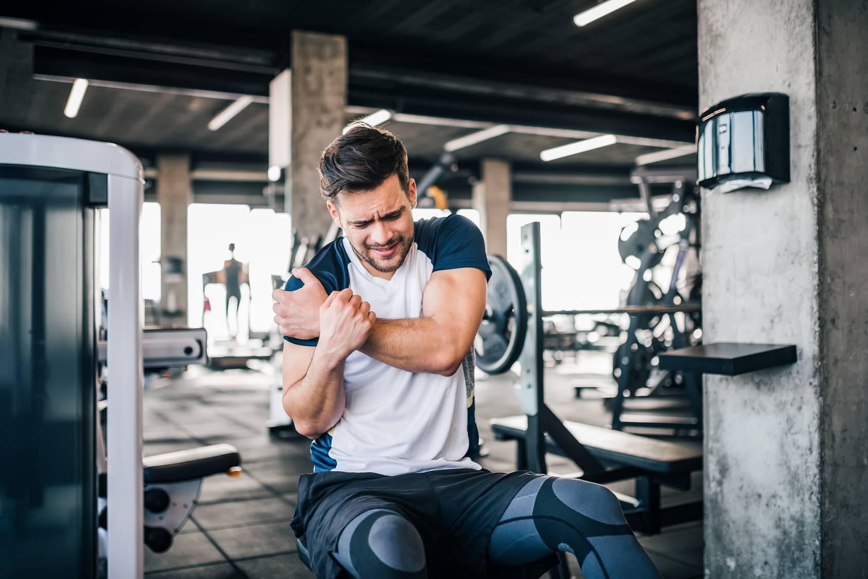 Jak poradzić sobie z naciągnięciem mięśni lub inną kontuzją?