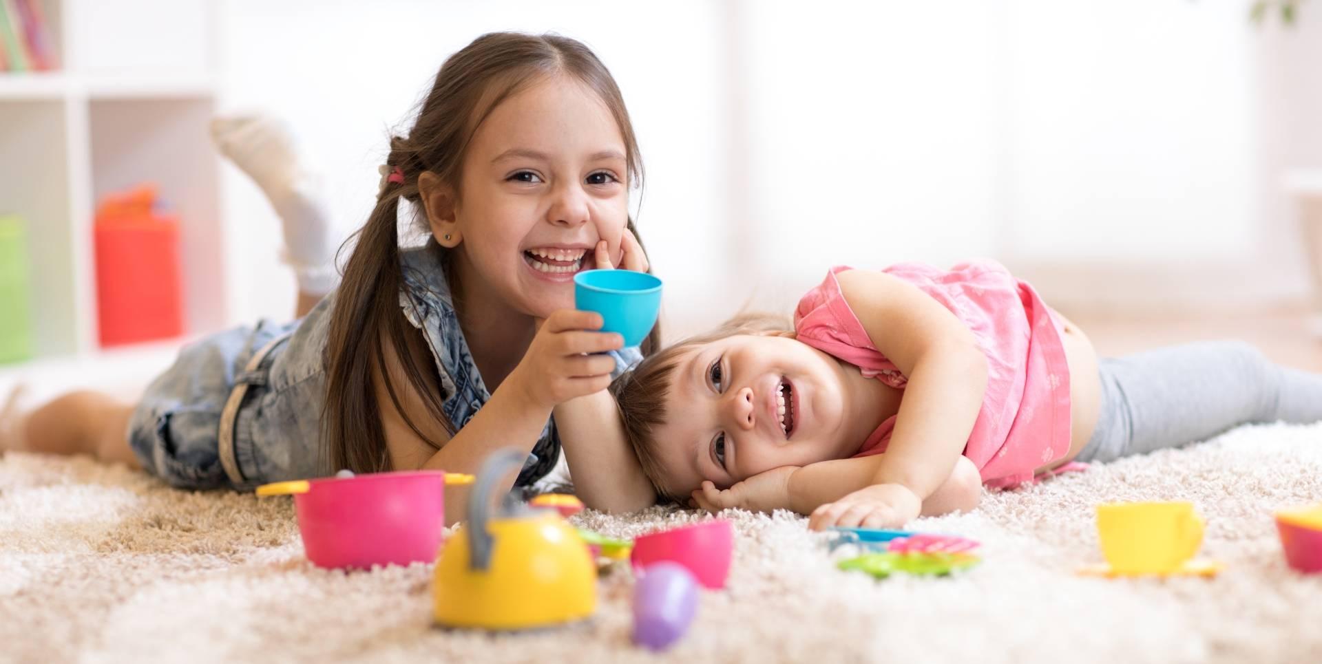 Zabawy dla dzieci - jak wzmacniać kreatywność u maluchów?