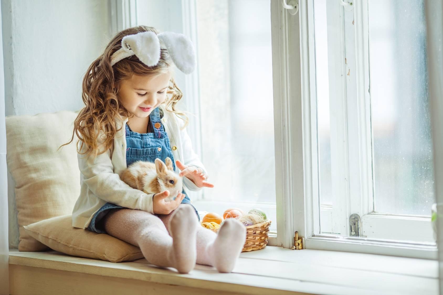 Wegańska Wielkanoc dla dzieci.