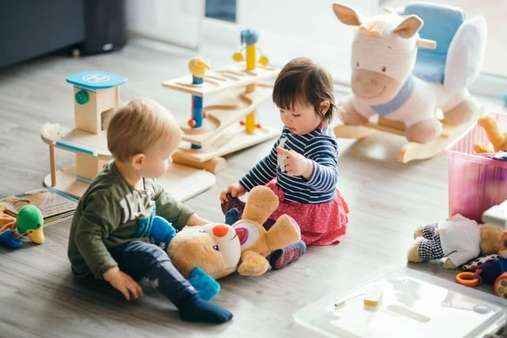 Zabawy dla dzieci - czy mogą być niebezpieczne?