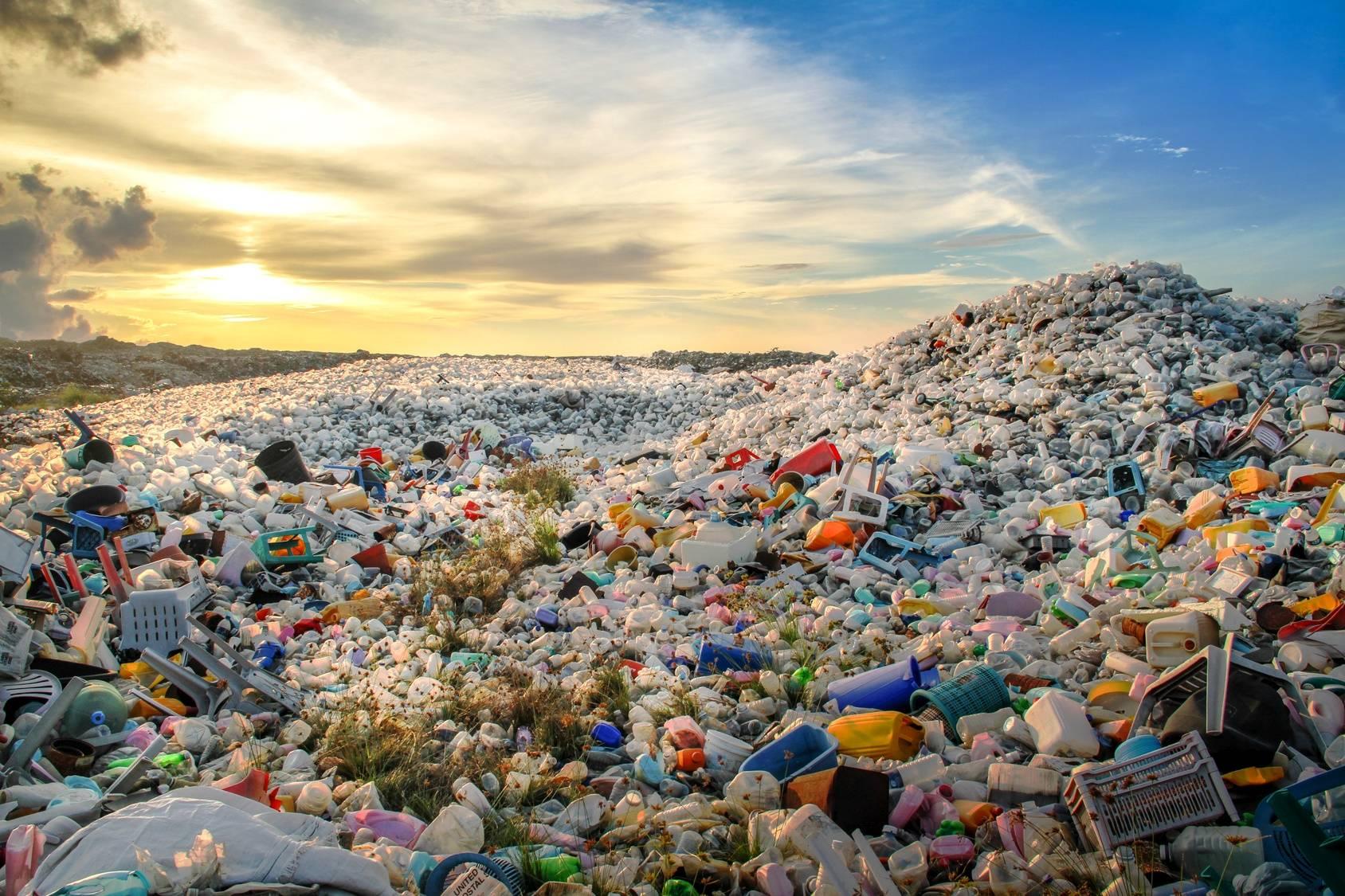 Zanieczyszczenie planety plastikiem - stop z plastikiem. Czym zastąpić plastik?