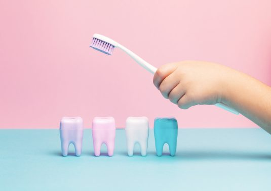 Jak zadbać o zęby dziecka?
