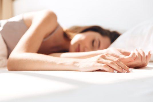 Dlaczego warto spać na ziarnach?